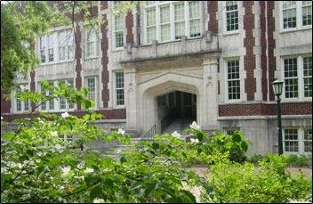 University of North Carolina, Department of Mathematics