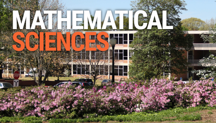 Clemson University, School of Mathematical and Statistical Sciences