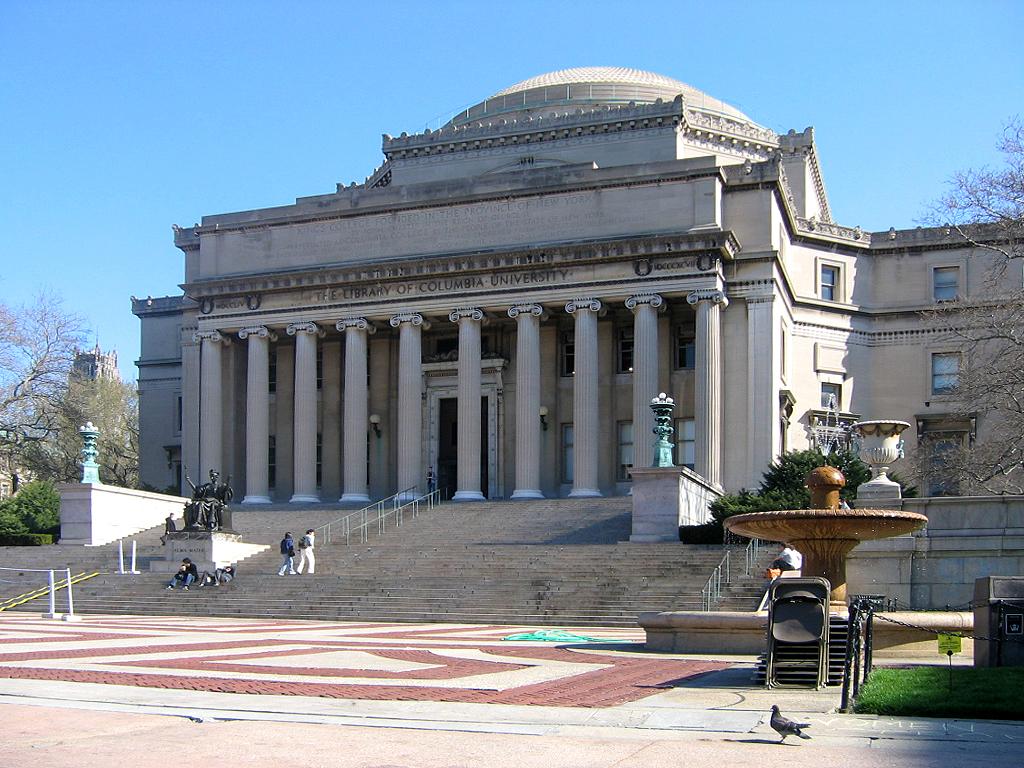 Columbia University, Department of Statistics