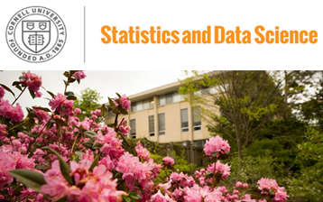 Cornell University, Department of Statistics and Data Science