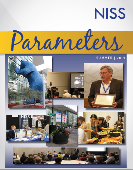 NISS Parameters Newsletter, August 2019