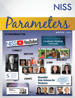 NISS Parameters Newsletter, August 2020
