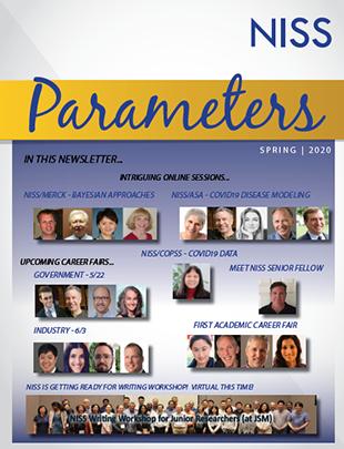 NISS Parameters Newsletter, November 2019