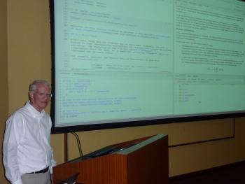 Instructor, James Harner