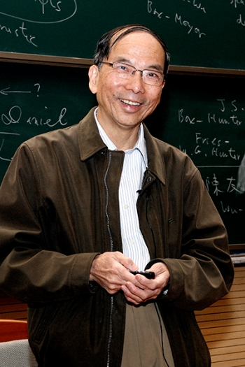 C.F. Jeff Wu, Coca-Cola Chair in Engineering Statistics and Professor