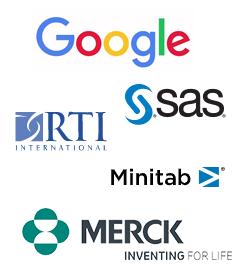 represented company logos