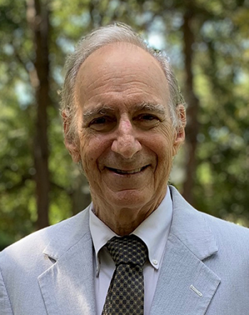 Myles Hollander, Robert O. Lawton Distinguished Professor of Statistics and Professor Emeritus