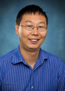 """Ming Li (Senior Research Scientist at Amazon), Instructor of the """"Deep Learning"""" tutorial."""
