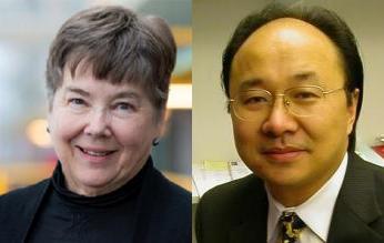 Plenary Speakers Mary Thompson (University of Waterloo) and Xiao-Li Meng (Harvard University).