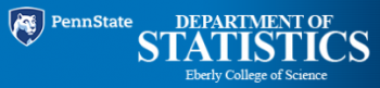 Penn State Department of Statistics