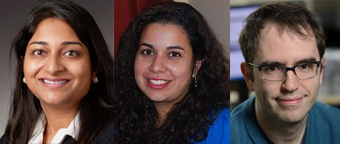 Moderator: Debashree Ray (Johns Hopkins). Speakers: Priya Duggal (Johns Hopkins) and Winston Timp (Johns Hopkins)