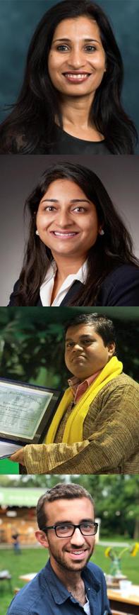 Speakers: Bhramar Mukherjee, Bebashree Ray, Rupam Bhattacharyya and Maxwell Salvatore.