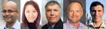 Moderator: Sumanta Basu (Cornell)  Speakers: Huixia Wang (NSF), Steve Kern (Gates Foundation), Joshua Tebbs (NIH), Ali Shojaie (University of Washington)