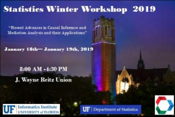Statistics Winter Workshop 2019