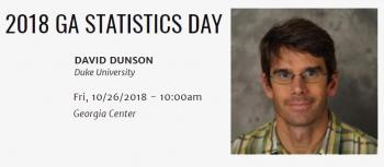 Georgia Statistics Day 2018
