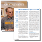 NISS-Merck Meetup story in AMSTAT News