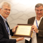 Jeremy G. M. Taylor, 2019 Recipient of the Jerome Sacks Award for Cross-Disciplinary Research.