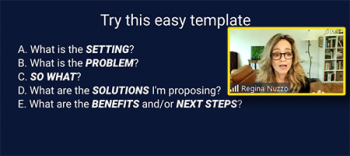Regina Nuzzo (ASA) provides an easy to use template for articulating your work.