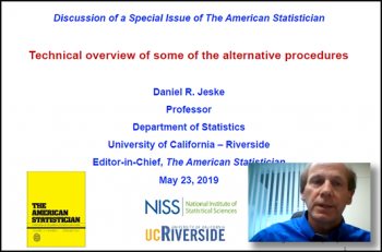 Dan Jeske, University of California, Riverside