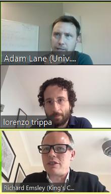 Moderator: Adam Lane (University of Cincinnati), Breakout Room Moderators: Lorenzo Trippa (Harvard), and Richard Elmsley (King's College, London)