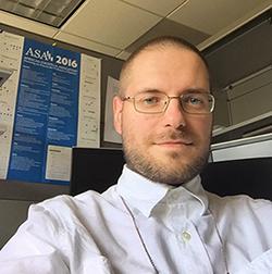 Luca Sartore: NISS Research Associate
