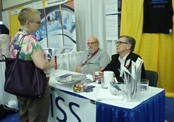 NISS Booth at JSM 2017