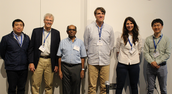 The JSM 2019 presenters at the Jerome Sacks Award Invited Session.