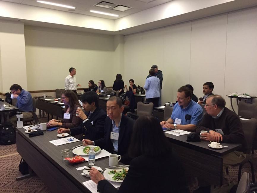 Affiliates Meeting in Austin, TX
