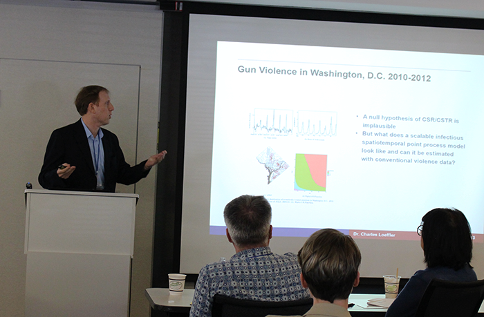 "Charles Loeffler, (University of Pennsylvania) - ""​Is Gun Violence Contagious?"""